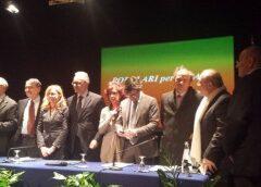 Centro: nasce movimento 'Popolari per l'Italia', presidente Mauro