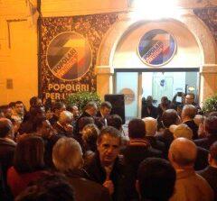 Giornata storica per i Popolari per l'Italia e grande successo di pubblico per il convegno sul ruolo della scuola e per il futuro dei giovani