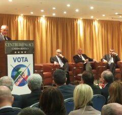 Mario Mauro alle convention promosse dai Popolari per l'Italia a Campobasso e a Termoli