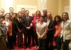Difesa, lavoro, cultura a San Severo: una serata memorabile con il Generale Rossi