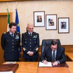 """Il Sottosegr. Rossi, in visita all'Aeroporto di Centocelle: """"la """"specificità militare"""" come valore assoluto della categoria"""""""