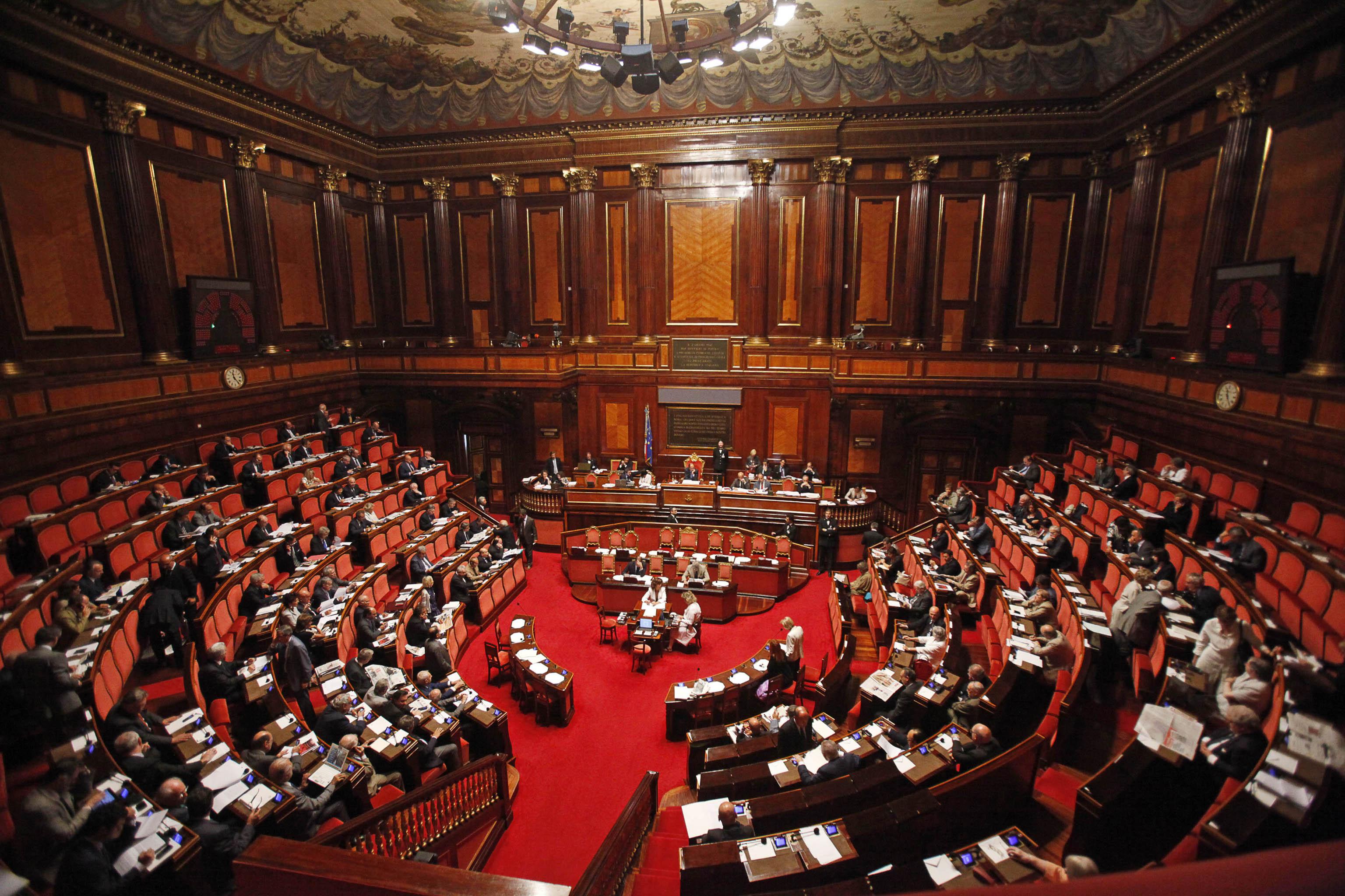 riforme 35 senatori per senato elettivo battaglia anche