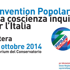"Matera 2014. ""Una coscienza inquieta per l'Italia"" – Programma definitivo"