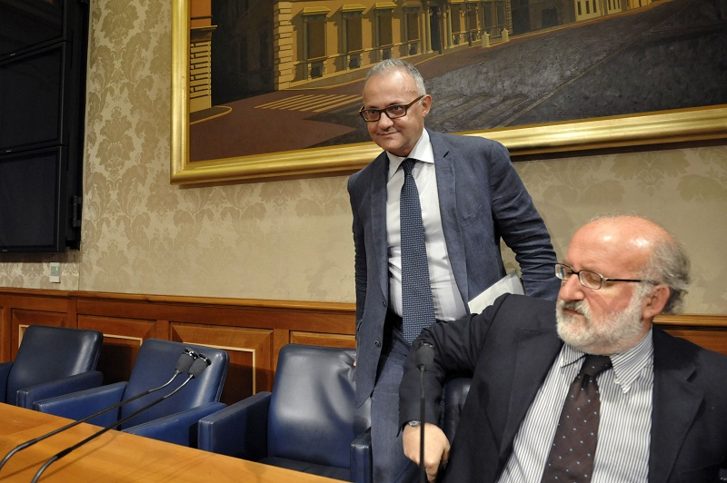 CONFERENZA STAMPA SULLA RIFORMA DEL SENATO