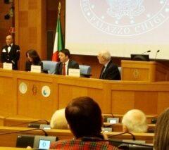 Renzi, perfomance di fine d'anno per la Stampa