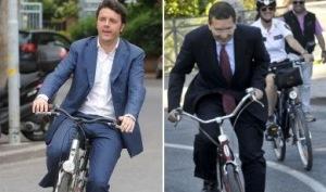 Renzi-Marino-bici