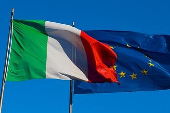 bandiere-italia-europa