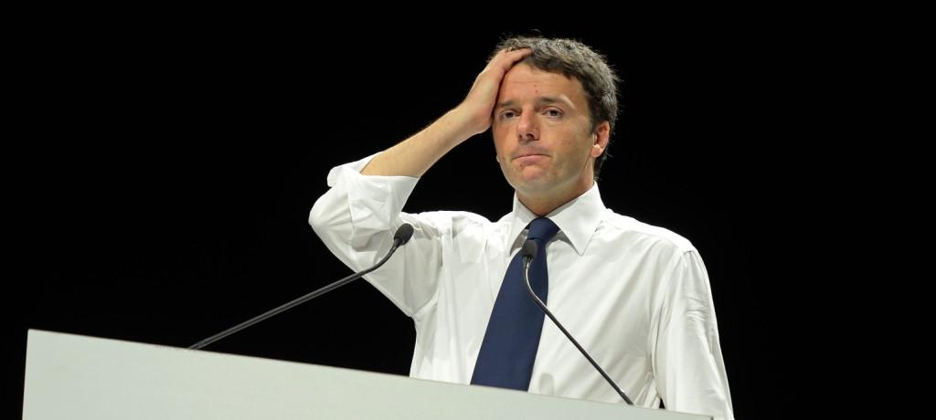 Matteo Renzi Adesso! al Palaolimpico di Torino per le primarie d