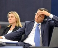 UE: Mauro, Renzi ammette suo fallimento