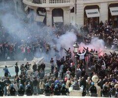 ROMA/ Jannuzzi: tranquillo sabato di paura. Basta autorizzazioni cortei al centro storico