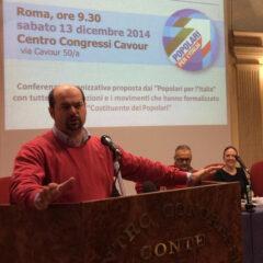 REGIONALI 2015/ Presentazione liste Popolari per l'Italia in Puglia
