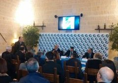 """TORRE SANTA SUSANNA/ Concluso il """"Conclave"""", la riunione sui punti di programma dei Popolari per l'Italia"""