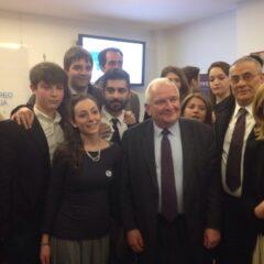 PPE/ Daul ai giovani PpI, lottate contro paura e populismo per un'Europa più giusta