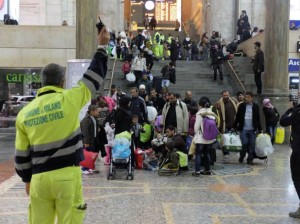profughi milano