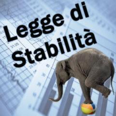 LEGGE DI STABILITÀ (O DI INSTABILITÀ)/Rastelli: nessuna strategia di rilancio economico