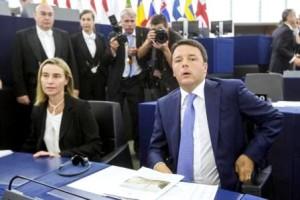Mogherini-Renzi