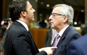 Renzi-Juncker