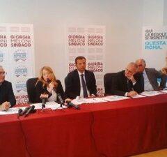 """ROMA/Presentata la lista """"Federazione popolare per la libertà"""" per Giorgia Meloni Sindaco"""