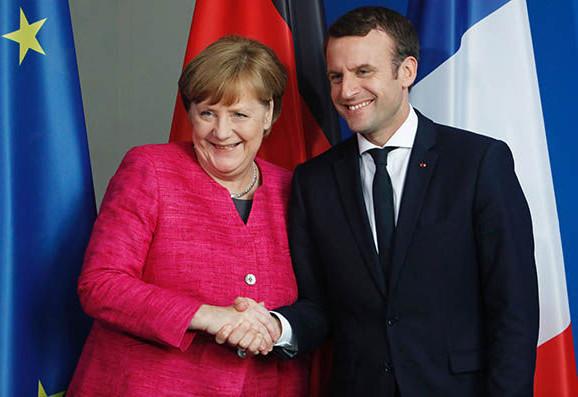CAOS UE/ Italia, attenta alla trappola greca di Merkel & Macron