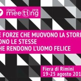 Save the date: Meeting di Rimini 20-21 agosto 2018