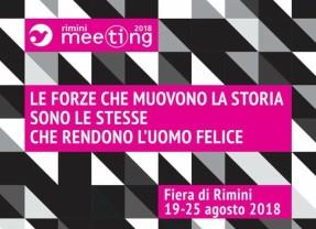 Save the date: Meeting di Rimini 20-21 agosto 2018