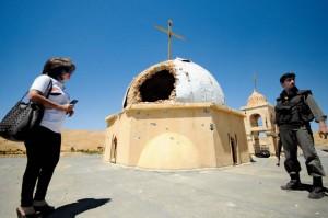 chiesa in siria
