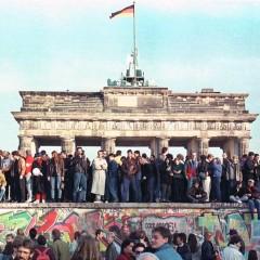 Berlino 9 novembre 1989