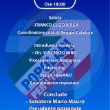 L'Europa Incompiuta- incontro a Reggio Calabria sabato 23 marzo 2019