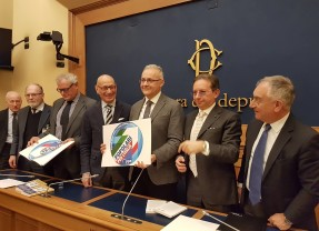 Presentazione del contrassegno della lista dei Popolari per l'Italia (Popolari, Democratici e Cristiani insieme in Europa)