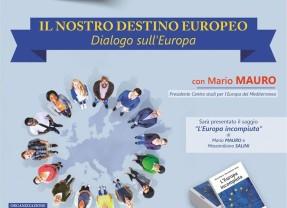 Dialogo sull'Europa/lunedì 20 maggio a Napoli