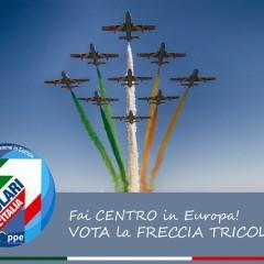 Popolari per l'Italia, il vero centro per costruire un'Europa più giusta.