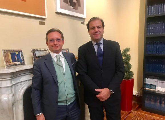 I PpI con Maurizio Leo alle elezioni suppletive della Camera dei Deputati del 1 marzo nel Collegio Roma 1