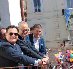 Mario Mauro a San Severo per la festa patronale