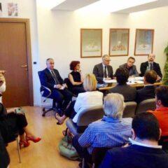 Popolari per l'Italia: Mauro incontra i coordinatori regionali e provinciali a Roma