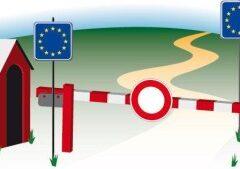 Salatto: Governo italiano proponga la revisione degli accordi di Schenghen