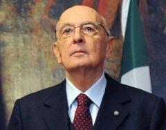 Molise: Niro invia un messaggio di saluto a Napolitano