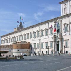 Intervista Agenparl al vice presidente dei Popolari per l'Italia e membro Ppe, Potito Salatto