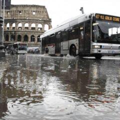 SINDACO MARINO/ Roma sott'acqua