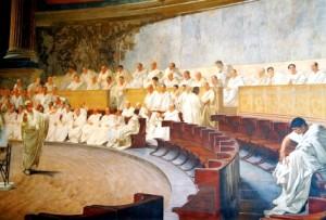 Cicerone-Senato