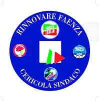 """AMMINISTRATIVE 2015/ Popolari per l'Italia a sostegno della lista """"Rinnovare Faenza"""""""