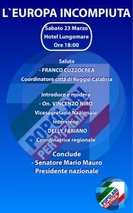 Evento PPI Reggio Calabria
